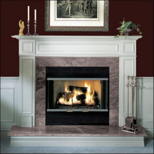 Majestic royalton wood burning fireplace for New construction wood burning fireplace